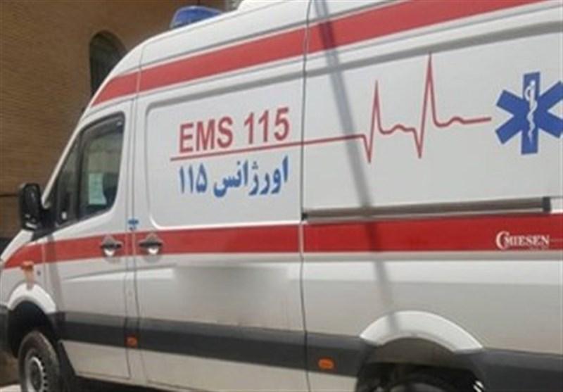 9 مصدوم حادثه انفجار خرم آباد به بیمارستان منتقل شدند