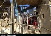 انفجار یک منزل مسکونی در خرمآباد به روایت تصویر