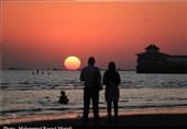 ساحل بندرعباس در ایام کرونا به روایت تصویر