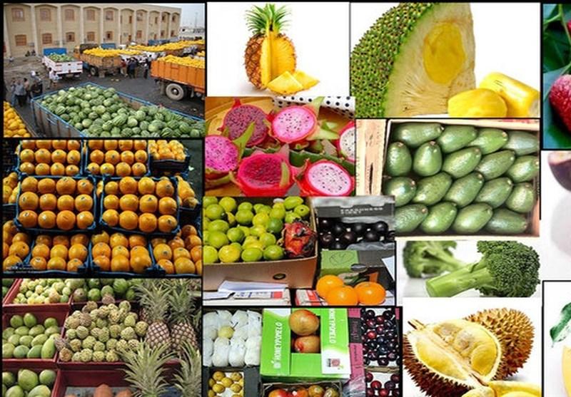 موج لاکچری بازی به سبد خرید میوه رسید/ واردات سالانه 700 میلیون دلاری میوههای گرمسیری