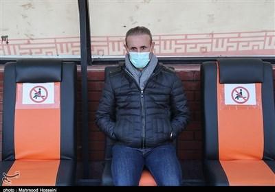 گلمحمدی: پنالتی اشتباه فولاد بازی را از تب و تاب انداخت/ شاید در دیدار بعدی من و پیروانی بازی کنیم!