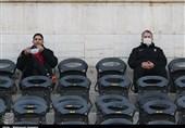 حاشیه دیدار استقلال - سایپا| حضور اسکوچیچ و هاشمیان و اقدام جالب برای میناوند و انصاریان + عکس