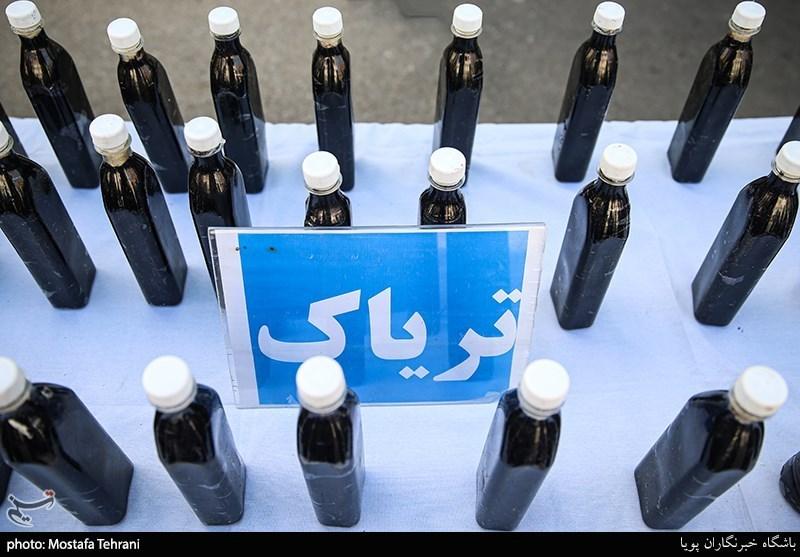 318 کیلوگرم انواع مواد مخدر در استان خراسان جنوبی کشف شد