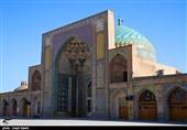 مسجد النبی(ص) قزوین به روایت تصویر