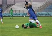 لیگ برتر فوتبال| تساوی یک نیمهای گلگهر و ماشینسازی