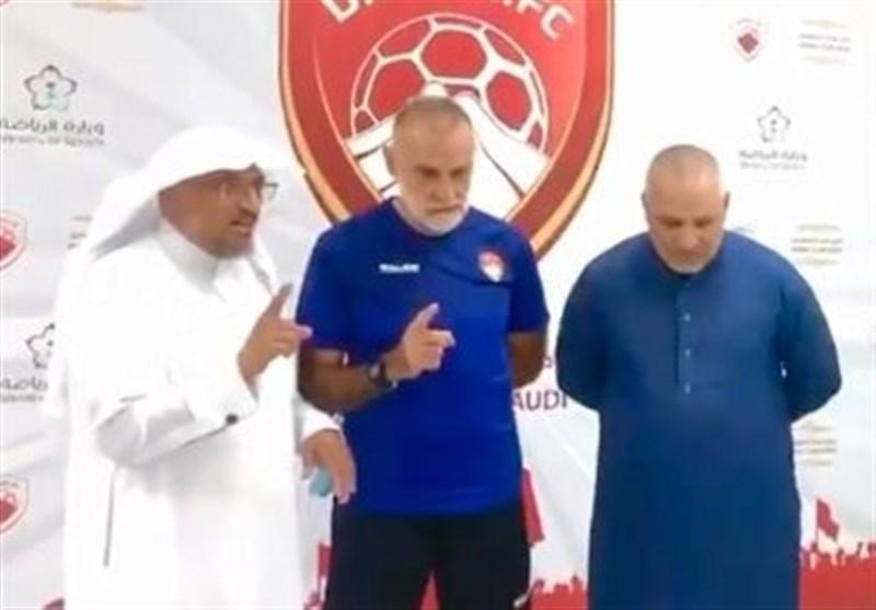 مربی ایتالیایی شاغل در عربستان مسلمان شد