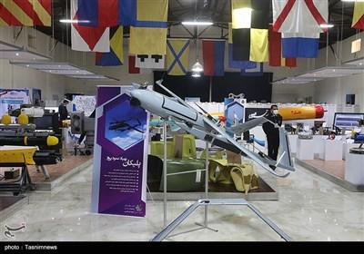 افتتاح نمایشگاه دستاوردهای تحقیقاتی و صنعتی نداجا