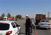 محدودیتهای کرونایی در استان بوشهر سبب کاهش 53درصدی ورود خودروها شد