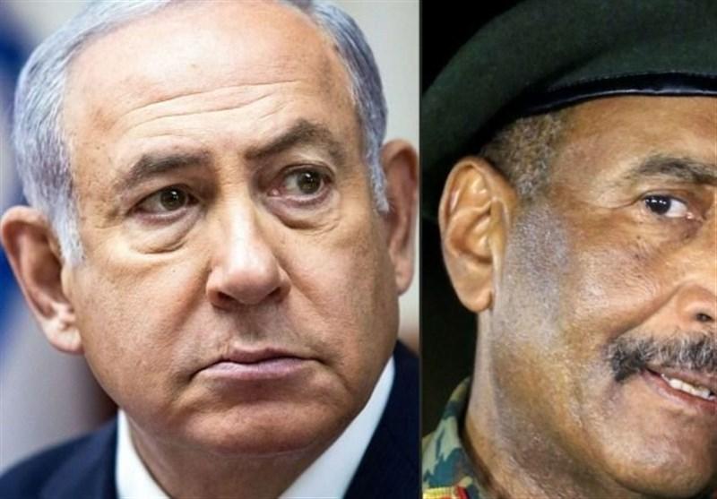استقبال تلآویو از لغو قانون ممنوعیت روابط سودان با اسرائیل / سفر برهان به قطر