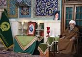 آئین گرامیداشت شهید فخریزاده در حرم منور رضوی برگزار شد
