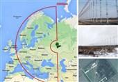"""تضمین امنیت مرزهای غربی روسیه با نسل جدید رادار """"کانتینر"""""""