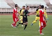 اسامی داوران هفته دهم لیگ دسته اول فوتبال اعلام شد