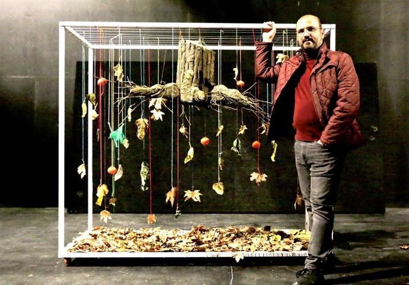 نمایش «خاطرات خانهای که ...» تلاشی برای دور شدن از کلیشههای تئاتر دفاع مقدس
