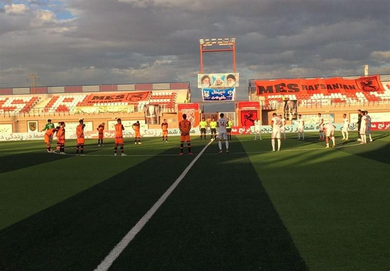 لیگ برتر فوتبال| مس رفسنجان و تراکتور با تساوی به رختکن رفتند