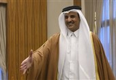 کوشنر به دیدار امیر قطر در دوحه رفت