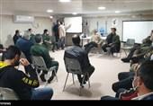 تشکیل قرارگاه مردمی امام علی(ع) در بندرامامخمینی برای دفع آبهای سطحی