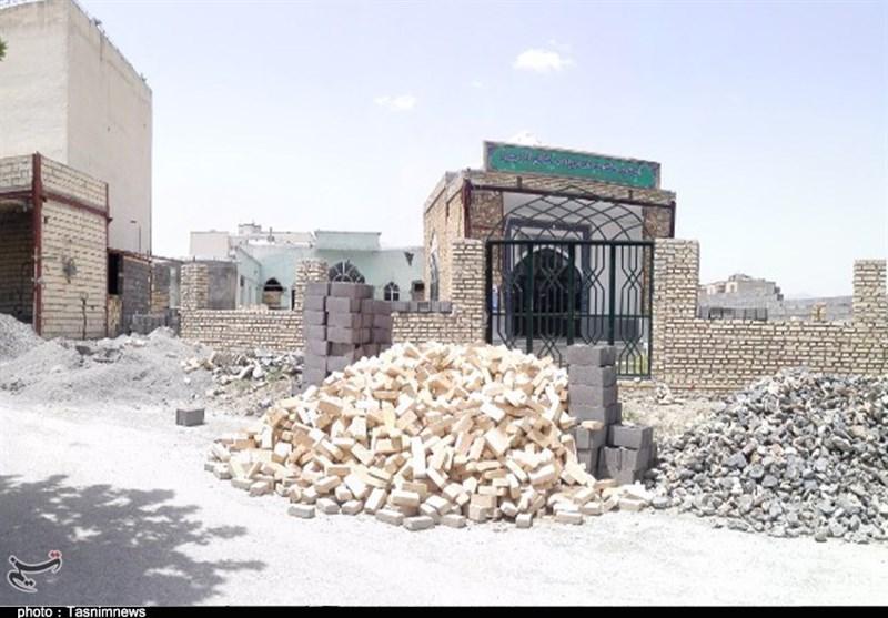 جهاد ادامه دارد/ ماجرای جوان جهادگر همدانی و بازسازی بقاع متبرکه همدان با استفاده از ظرفیتهای مردمی