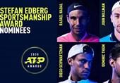 اعلام نامزدهای برترینهای سال تنیس جهان / نادال نامزد بازیکن جوانمرد شد