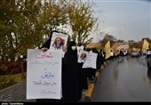 همعهدی فعالان فرهنگی اصفهان در میادین اصلی شهر به روایت تصویر