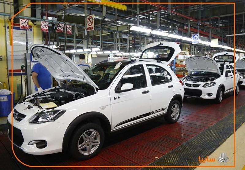 رشد 10 درصدی تولید پارس خودرو در اوج تحریم