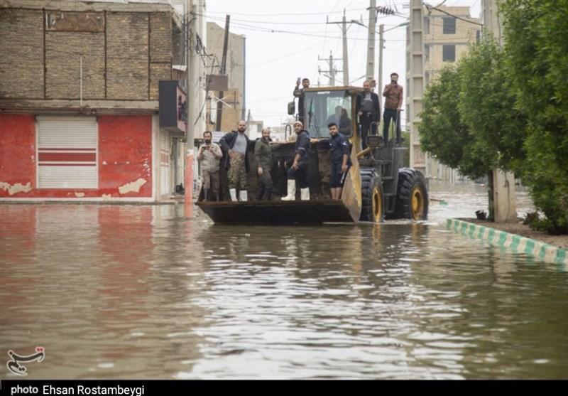 انتظار خوزستانیها از رئیس قوه قضائیه / آیا مقصران آبگرفتگی اهواز به سزای عمل خود می رسند؟