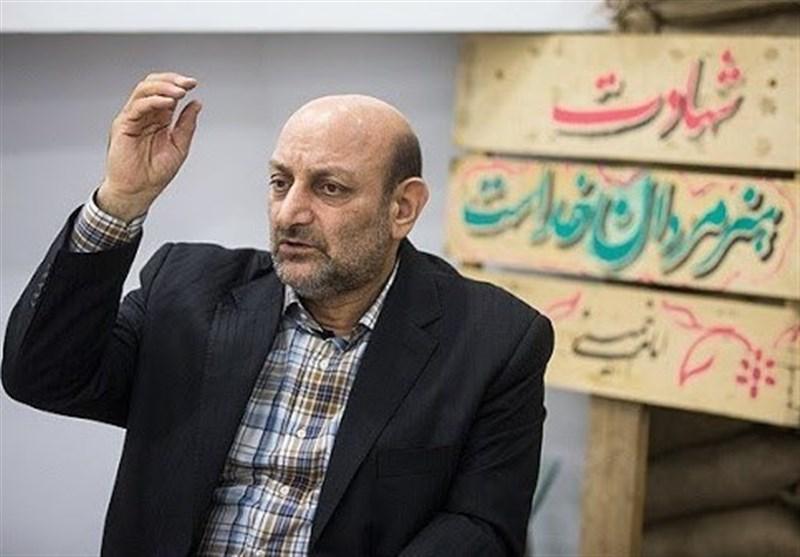 سردار غلامپور مطرح کرد: ماجرای نزدیک شدن هواپیمای آمریکایی به هواپیمای سردار سلیمانی در سوریه
