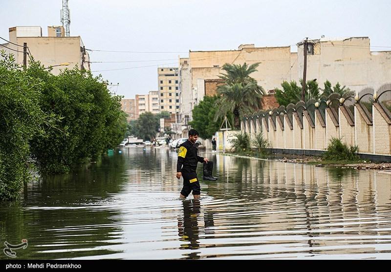هواشناسی ایران ۱۴۰۰/۰۱/۲۲|بارش باران در ۲۷ استان تا آخر هفته/ هشدار وقوع سیلابهای ناگهانی