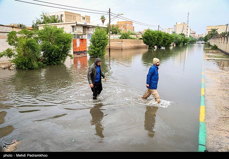 هواشناسی ایران ۹۹/۱۲/۲۵| افزایش ۱۵ درجه ای دما در برخی مناطق/ هشدار طغیان رودخانهها و وقوع بهمن