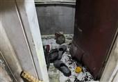 سوختگی 2 مرد به دلیل استفاده از بنزین برای شستوشوی اجاقگاز + تصاویر