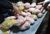 عرضه 104 تن مرغ گرم در بازار قزوین/ 18 واحد مرغداری متخلف به تعزیرات حکومتی معرفی شدند