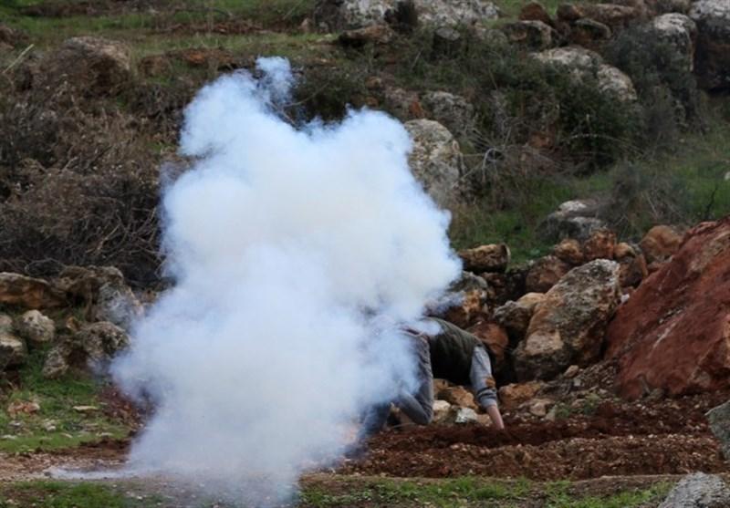 یورش نظامیان صهیونیست به «قلندیا» در شمال قدس اشغالی