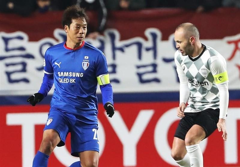 لیگ قهرمانان آسیا| سوون کره جنوبی آخرین بلیت صعود را گرفت/ مشخص شدن تیمهای مرحله یک هشتم نهایی