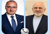 Iran, Croatia FMs Discuss Regional, Int'l Issues