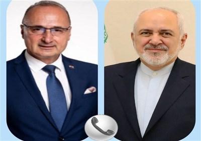 Iran, Croatia FMs Discuss Regional, Int'l Issues
