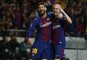 تیم منتخب ادوار لیگ قهرمانان اروپا به انتخاب هواداران سایت یوفا
