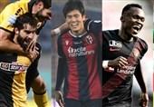 انصاریفرد و زاهدی در کسب عنوان بهترین لژیونر هفته فوتبال آسیا ناکام ماندند