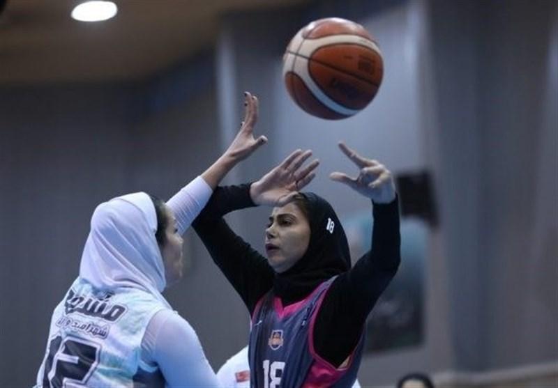 دعوت از 15 بازیکن به اردوی تیم ملی بسکتبال بانوان