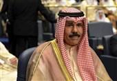 پیام جداگانه امیر کویت به شاه سعودی و امیر قطر