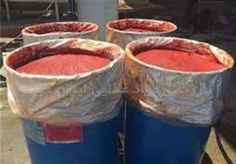 صادرات بشکه ای رب گوجه فرنگی دوباره آزاد شد + سند