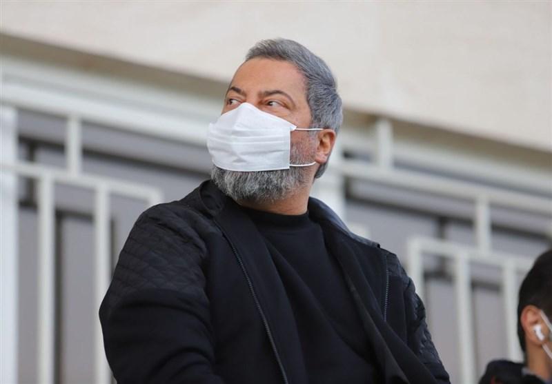 Ex-Persepolis Midfielder Minavand Hospitalized after Testing Positive for COVID-19