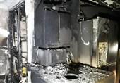 تهران خاکستر شدن منزل مسکونی در آتشسوزی بامدادی + تصاویر