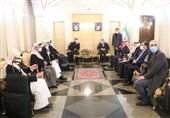 وصول وفد ریاضی قطری رفیع المستوى إلى طهران