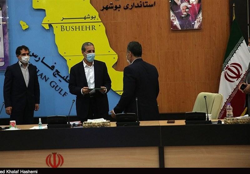 معاون سیاسی و امنیتی استاندار بوشهر معرفی شد