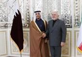 Iran, Qatar Top Diplomats Discuss Regional Developments