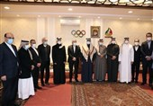 برگزاری نشست مسئولان کمیته ملی المپیک و وزارت ورزش با هیئت بلندپایه ورزش قطر