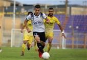 ساسان حسینی: نیمنگاهی به کسب آقای گلی لیگ برتر دارم/ تیم پرقدرتی را شکست دادیم