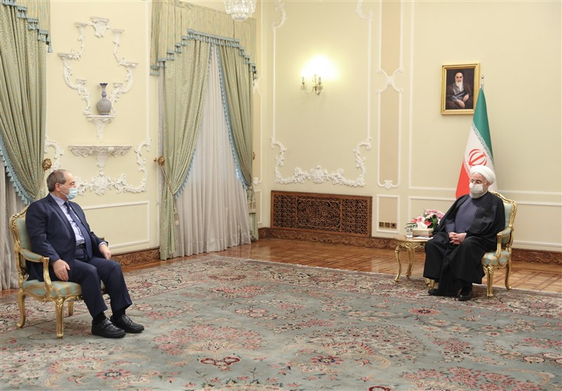 Countering Israel Common Goal of Iran, Syria: President