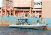توقیف 4 فروند شناور صیادی متخلف در بندر ماهشهر