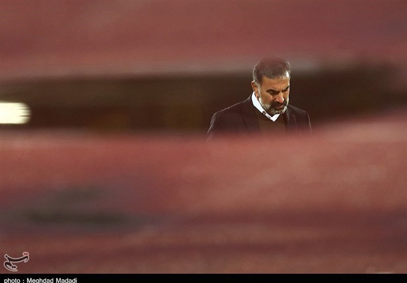 Mahmoud Fekri Going Nowhere: Esteghlal