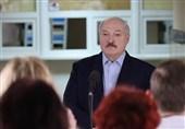 لوکاشنکو تحریمهای غرب علیه بلاروس را راهزنی نامید